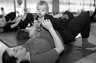 Studio - Mom and Baby Yoga